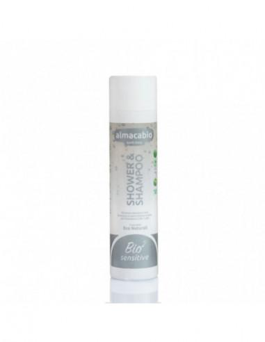 Shower & Shampoo Bio2 - 250Ml