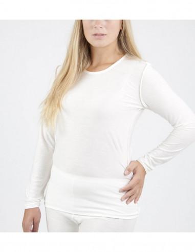 Maglietta A Maniche Lunghe Donna