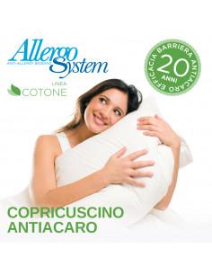 100% Cotone Pillow...