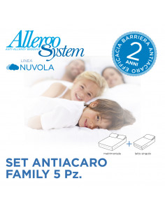 Set  Family - Nuvola  (5Pz)