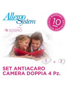 Set Antiacaro Per Camera...