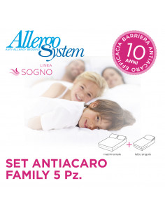 Set  Family - Sogno (5Pz)
