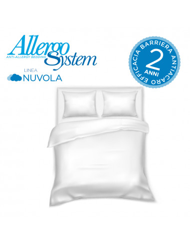 copy of Nuvola Duvet  Cover -...